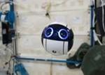 """日本球形""""哈罗""""摄影机器人正式于太空站服役"""