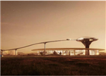 【重磅】法拉第未来新园区曝光:科技感十足