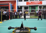 网红机器人空降啤酒节 曾和总理打过球