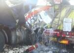 江苏发生一起乙酸泄漏事故:危化品高温将爆燃 消防排险除污染