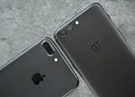 """一加5和iPhone 7 Plus拍照对比评测:都是""""第一款"""" 表现谁更出众?"""