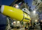 微软水下无人机海底深处寻获沉没美舰