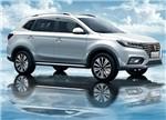 荣威ERX5销量大涨 4天订单超3000辆