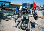 美日格斗机器人  9月开战
