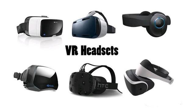 2017年全球VR配件市场将达95亿美元