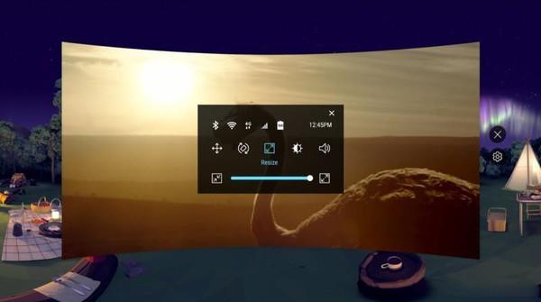 VR应用不足 三星欲将2D安卓应用引入VR