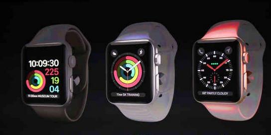 Fitbit Ionic对比苹果手表3 谁更出色?