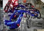 3C行业立下大功 去年工业机器人销量大涨16%