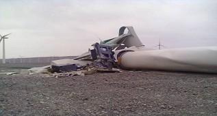 风机倒塌事故集中爆发