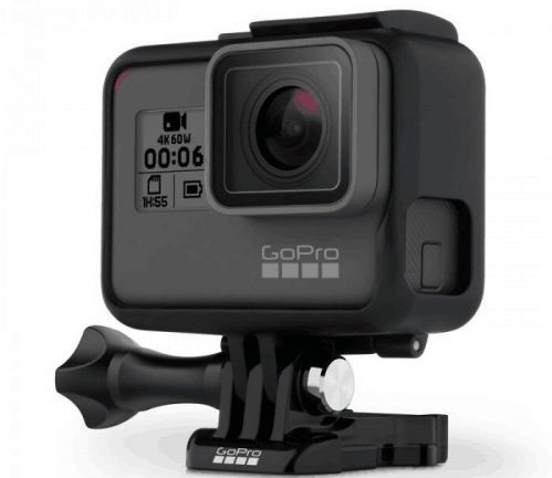 GoPro发新品 GoPro fusion 360 VR正式亮相