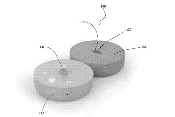 """打电话更方便!微软提交""""iPhone伴侣""""设备专利"""