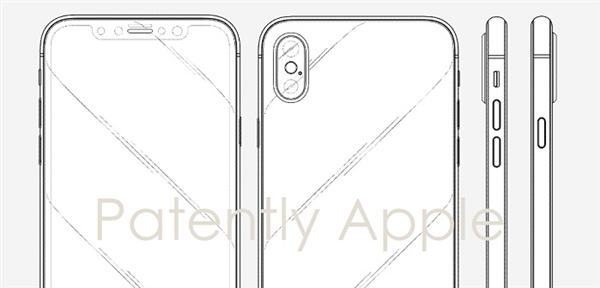 iPhone X拿下新专利 模仿刘海屏就是侵权