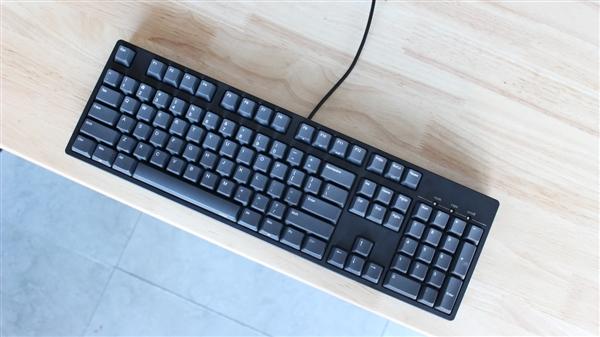 ikbc发布全新静音机械键盘