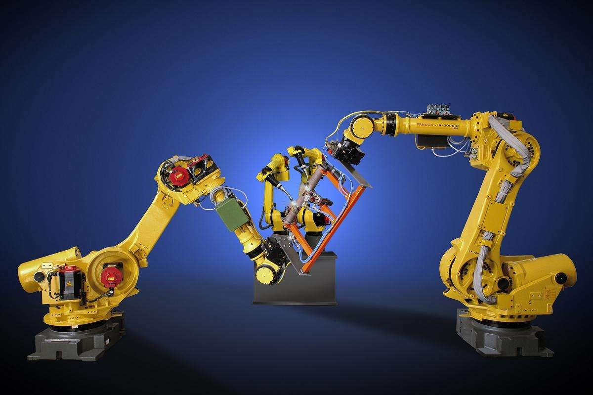 【OFweekAI年终盘点】工业机器人与人工智能共舞的日子