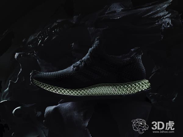 阿迪达斯携Invincible推出3D打印Futurecraft 4D运动鞋