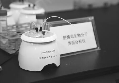 国产生物分子界面分析仪诞生 突破国外垄断产品的专业壁垒