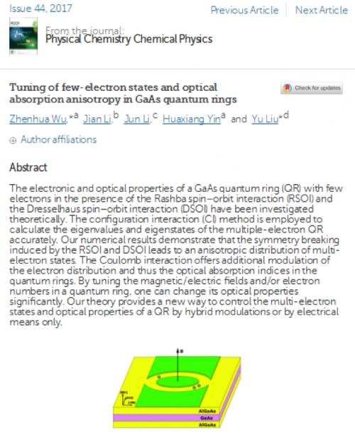 浪潮和多家科研单位联合刊发量子计算研究新成果
