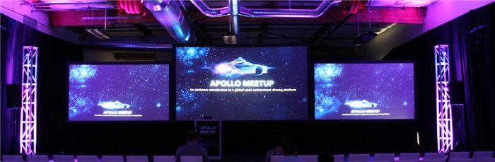 百度Apollo自动驾驶平台使用安森美半导体图像传感器