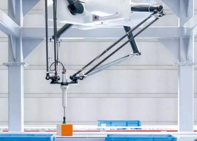 并联机器人拣选技术在物流行业的应用