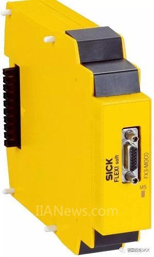 西克安全编码器:安全、系统驱动监控