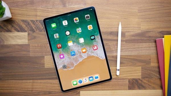新iPad不会太遥远 或取消Home键?搭载全面屏?