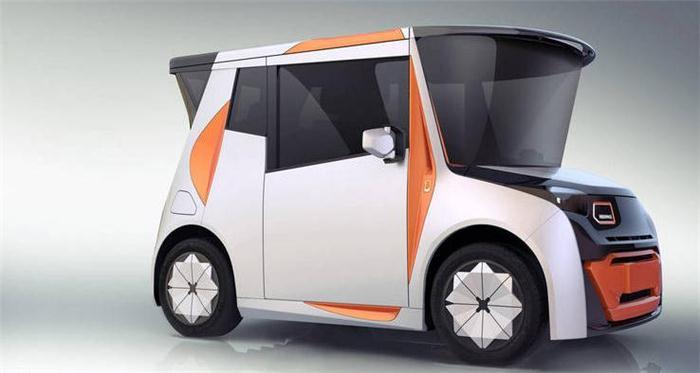 宝马前首席设计师推出阿尔法版电动车 外观设计与众不同