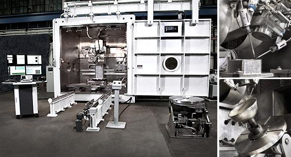 Sciaky公布12月份EBAM金属3D打印系统的销售记录