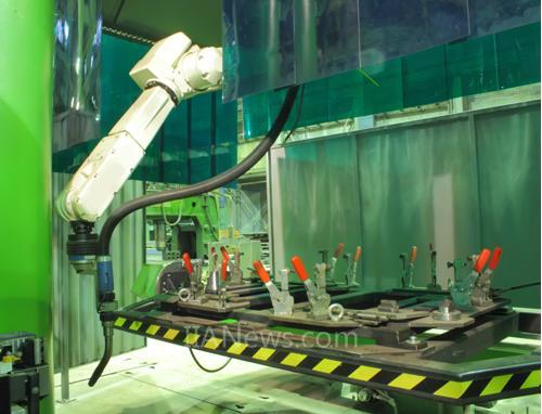 宜科:焊接应用集成业务