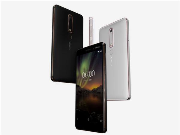 全新诺基亚6正式发布:骁龙630+原生安卓 售价1499元