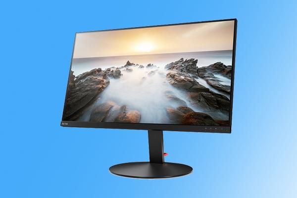 99%A-RGB色域!联想新款专业级显示器开卖 售价感人