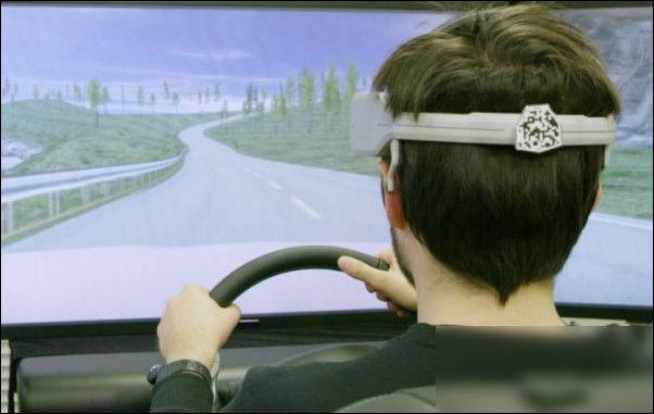 B2V脑波驾驶技术将亮相CES 2018:能读懂驾驶员的想法