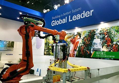 知识课堂:现代机器人之点焊机器人