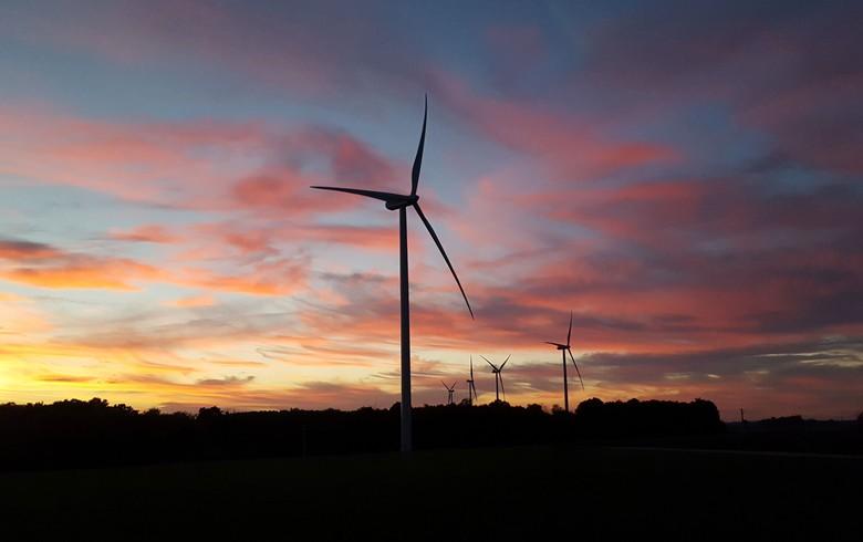 欧洲单日风力发电量创纪录 电力结构占比超22%