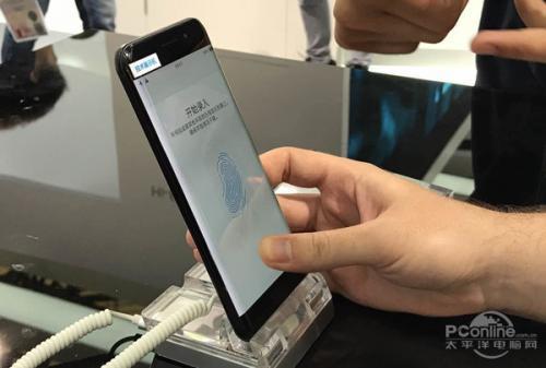 vivo屏下指纹识别新机或亮相CES 2018:一隐患让人担忧