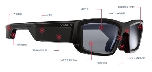 Vuzix将在2018年CES推出新AR眼镜:使用体验超酷