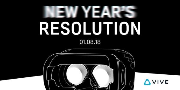 三年一更新 HTC Vive高分辨率版即将发布
