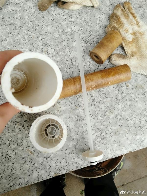 小米净水器滤芯暴力拆解:终于知道定时更换的重要性了