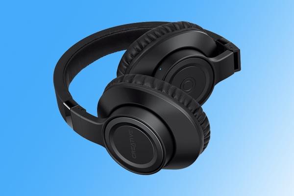 40mm钕制单元!创新科技新款头戴式耳机曝光:支持蓝牙4.1