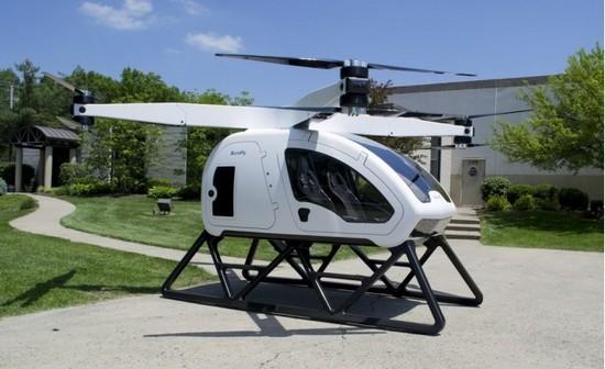 Workhorse最新获批准的载客无人机可在CES上进行首次试飞
