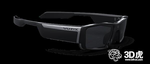 Luxexcel为Vuzix AR耳机提供3D打印光学处方镜片