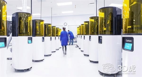 Ramaco Carbon使用Carbon 3D打印机制造部件