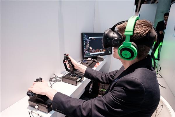 HTC即将推出高分辨率版HTC Vive
