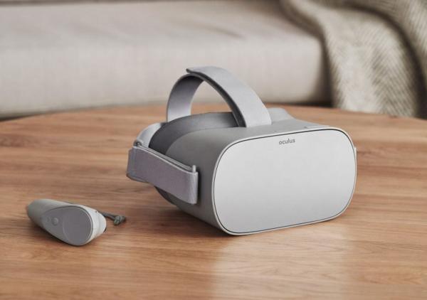 FCC文件露玄机,Oculus Go或有两种容量版本