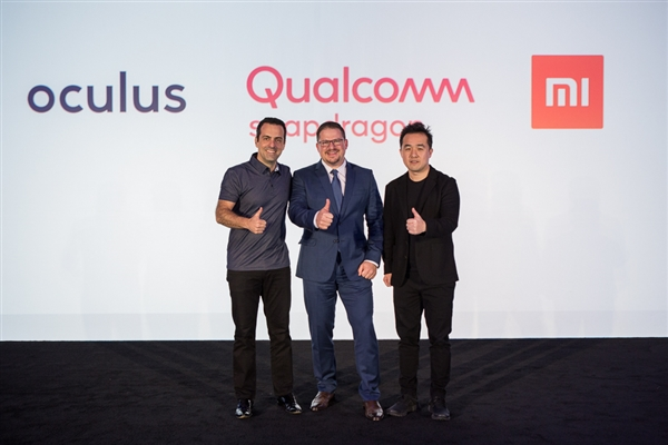 小米与Oculus联手推新品:国人迎来最爽快VR一体机