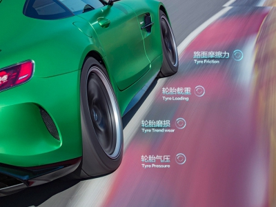 合微进军智能轮胎市场 让轮胎变成主动传感部件