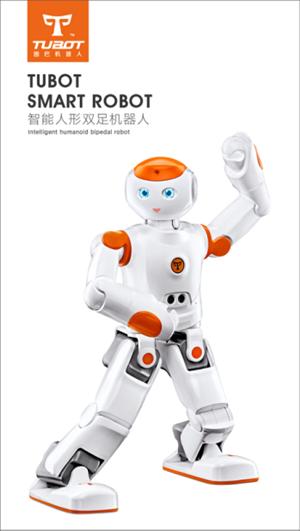 打造中国版NAO 图巴机器人两年磨一剑