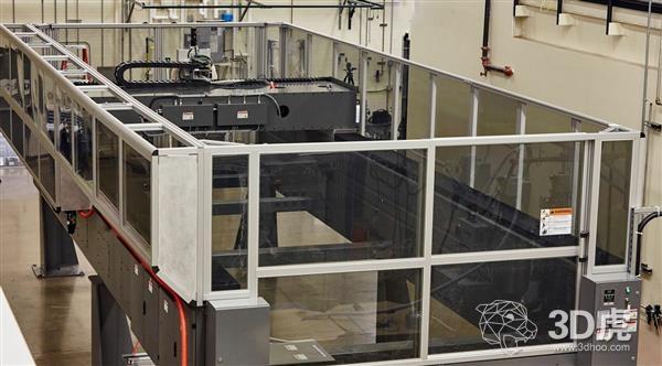 ORNL探索大规模BAAM 3D打印的质量控制流程