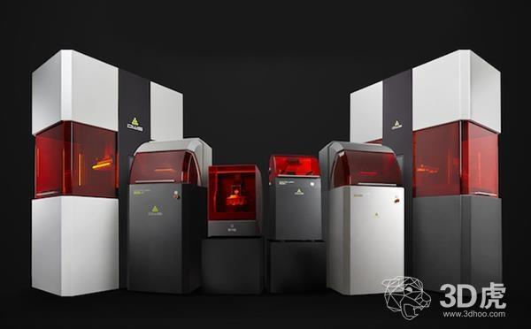 DWS展示XCELL 3D打印机和其他新型3D打印机