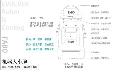 中国机器人抢眼CES2018,小胖被赞cute