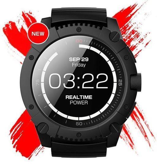 不用电池!这款智能手表厉害了:体温发电